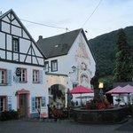 gezellig restaurant in Winningen