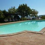 Pool (ca. 30m von den beiden Häusern entfernt)