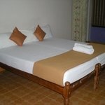 la chambre d'hôtel