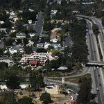 La Cuesta Inn and the 101 Freeway
