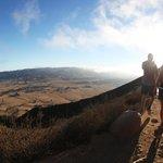 Hiking at Bishop's Peak