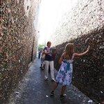 San Luis Obispo Bubble Gum Alley, Downtown