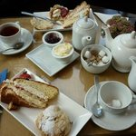 A cream tea to die for....
