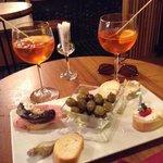 Venetian style happy hour at sbarfelo