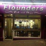 Foto van Flounders