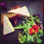 foie gras et pain d'épice