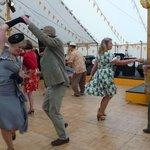 40'dancing at Goodwood