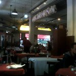 Típico Restaurante del barrio de Palermo (Buenos Aires)