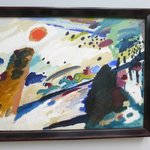 Painting by Kandinsky