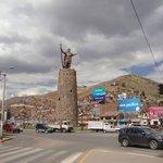 Monumento a Pachakutec