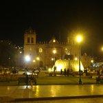 Cusco à noite