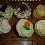 Cake break cupcakes