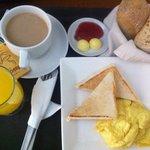 Actual Breakfast