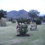 el parque del hotel