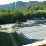 Loon Mountain and Tennis Courts