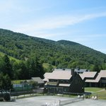 Loon Mountain over the Resort