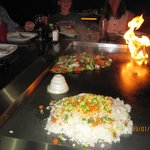 Tappen Yaki at Mandolin Sushi