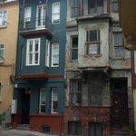 Incredible Ottoman houses gradually being saved.