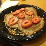 Hawaiian pancakes at Ohana Cafe La Jolla