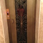 The Lift door