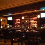 Biaggi's Bar Area