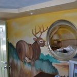 Nice Unfinished Mural