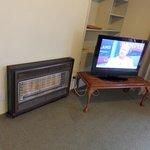 Useless fire - fixed TV