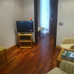 Sala de estar. Suite 201