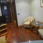 Sala estar. Suite 201