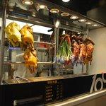 Typical Hong Kong restaurant