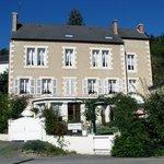 La Brasserie, close to Montmorillon