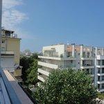 a view (balcony)