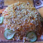 Chicken Biyani