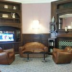 lounche at front desk