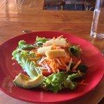 Salada Almoço