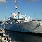HMCS Sackville...a WWII corvette