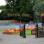 Station Park Moffat