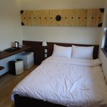 double room interior (ensuit)