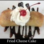 Deep Fried Cheese Cake...