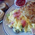 Excellent breakfast