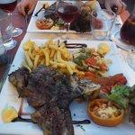 10 euro for a t-bone steak!