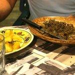 Tagliata with truffle