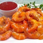 Best Peel and Eat Shrimp around! Tuesday nights 30 cent each.