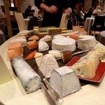 i formaggi della regione