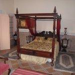 Riad Damia bedroom