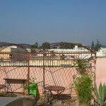 Riad Damia rooftop terrace