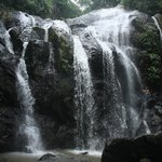 Argile Waterfalls