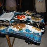 Repas Swahili au clair de lune