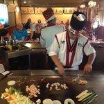 Hibachi Chef, III of III