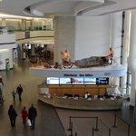 O museu mostra-nos a herança dos aborígenes do Canadá e muito mais.